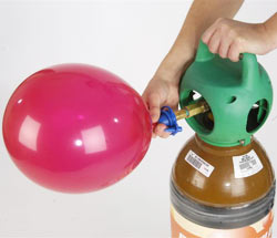 balloon filling machine